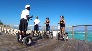 NEW Segway Program at Blue Lagoon Island!