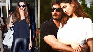 Deepika Padukone HOT Look, Returns From Hollywood