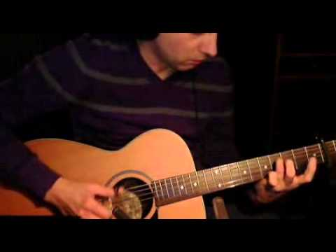 Tommy Emmanuel - It's never too late (Cover v2)