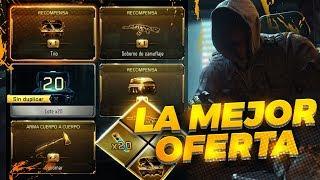 LA MEJOR OFERTA DE BLACK OPS 3 (3 ARMAS DEL MERCADO NEGRO GRATIS con contrato)