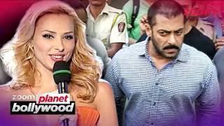 Salman Khan & Iulia Vantur