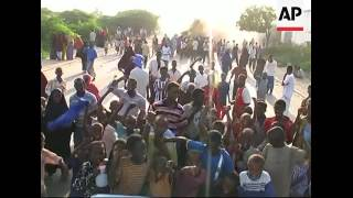 Protests against Ethiopian troops' presence in Mogadishu