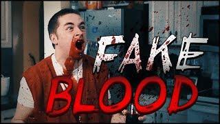 6 Ways To Make Fake Blood - TBT