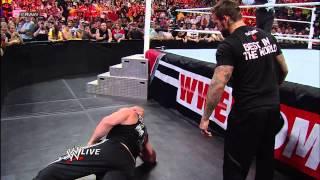 WWE en Espanol: 16 de Agosto
