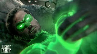 Justice League (2017) Green Lantern Scene - Extended Cut [HD] Lanterns Cameo DC Superhero Movie