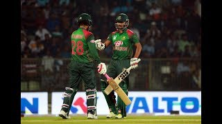 Soumya Sarkar's 80 Run's Against Windies || 3rd ODI || Windies tour of Bangladesh 2018