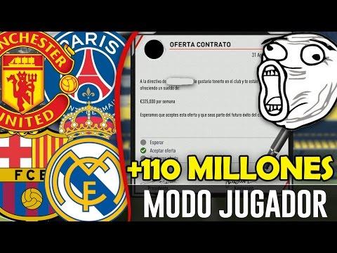 ¡¡FICHAJE GALÁCTICO!!| FIFA 17 Modo Carrera ''Jugador''' FC Bayern Múnich - EP 32