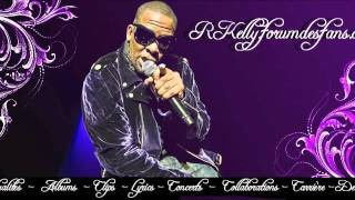 R.Kelly - I Believe (RARE, Not Obama Song !!)