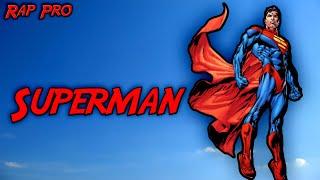 Rap do Superman (O Homem de Aço)