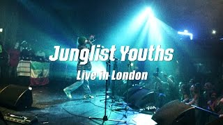 "CONGO NATTY Presents JUNGLIST YOUTHS ( TAKUTO / KNTR ) LIVE IN LONDON 2014 ""JUNGLE UNITED"""