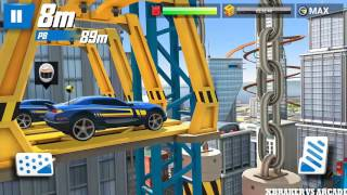HOT WHEELS RACE OFF / Muscle Cars / Unlocked D-Muscle / Android Gameplay 2017