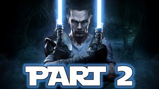 Star Wars: The Force Unleashed II - Let's Play (All Holocrons) - Part 2 -