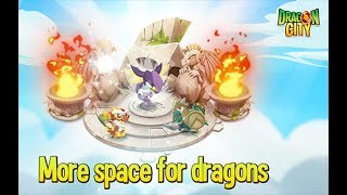 Dragon City - Coming soon... more space for Dragon!!
