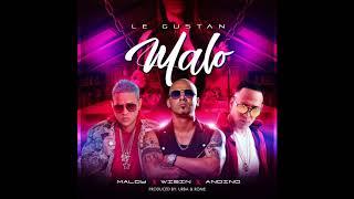 Maldy - Le Gustan Malo ft. Wisin - Andino
