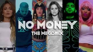 No Money | The Megamix ft. Katy Perry, Ariana Grande, Drake, Kesha, One Direction, and more!
