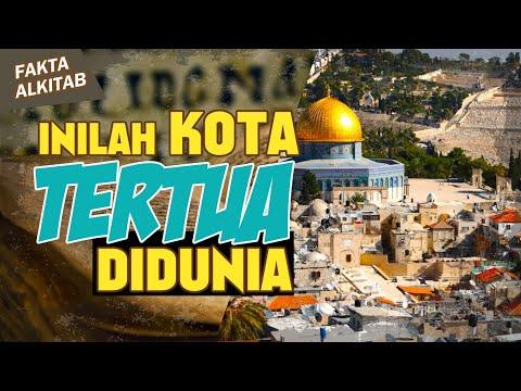 Fakta Alkitab  - Yerusalem