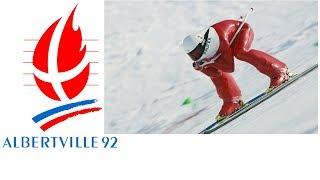 1992 Winter Olympics - Demonstration Event - Men