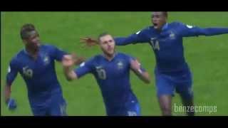 KARIM BENZEMA | All Goals, Skills, Assists 2013/2014 | Real Madrid - France - Brazil World Cup (HD)