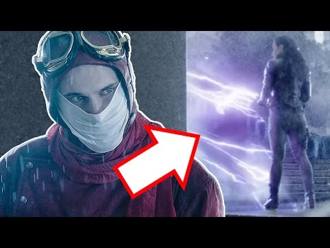 Earth 19 s Flash Purple Lightning Explained The Flash Season 3