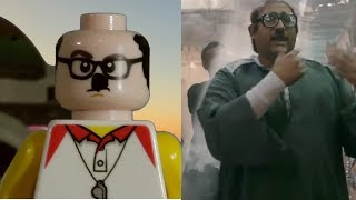 LegoGraphic Films | Abou Hafeeza - Orange | اعلان اورانج ابو حفيظة