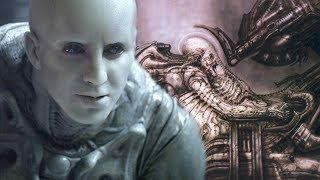 THE PROMETHEUS ENDING YOU NEVER SAW - ALIEN: ENGINEERS