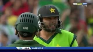 CORNERED TIGERS - PAKISTAN - WC'11 - PUMP UP