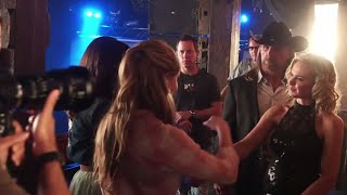 Shawn Michaels talks about his role in WWE Studios