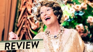 FLORENCE FOSTER JENKINS Trailer Deutsch German & Review, Kritik (HD) | Meryl Streep 2016