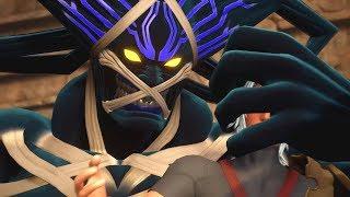 Kingdom Hearts 3 - All Bosses + Cutscenes