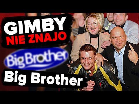 Big Brother | GIMBY NIE ZNAJO #41 (gość: Ginny)