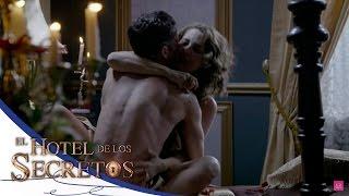 Julio busca olvidar a Isabel con Cecilia - El Hotel de los Secretos*