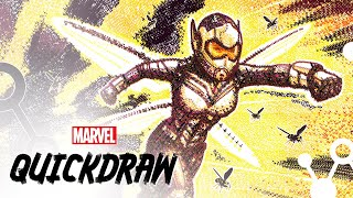 Wasp | Marvel Quickdraw