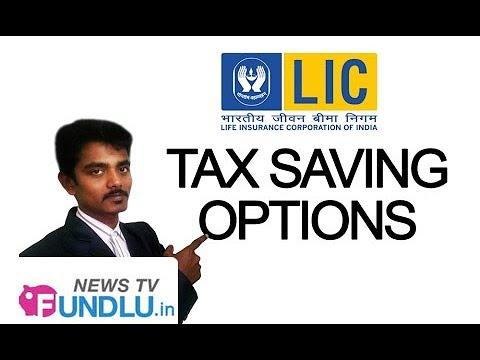 LIC - Tax Benefits, Tax Rebate Under Sec 80(C) , Sec 80(D) , Sec 10(10D) by LIC Jai Krishnan