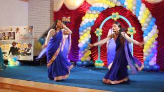 Tamil dance performance  2016