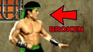 INFINITE COMBO - [MUGEN] Mortal Kombat 2 Update 6.0 - Hornbuckle (HARD 8)