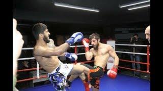 Roman TORNADO Kalashyan (Armenia)  vs Tamerlan Axmatov ( Chechnia)