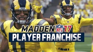 Madden NFL 17 - WR Player Franchise Ep. 17 - Week 16 vs. Colts  [Rookie Season]