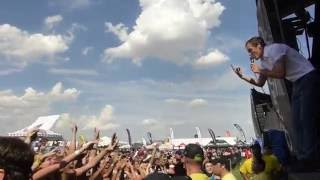 The Maine - English Girls - Warped Tour 2016 - Phoenix, AZ - 8.4.16