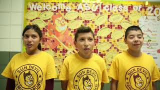 These sixth-graders singing the ASU fight song will make your day