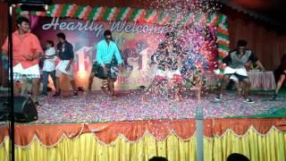 marri local video song by srigayatri students Hyd