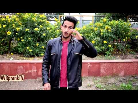 Saying cute girls raam2 g ,prank in india