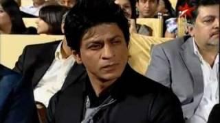 Star Screen Awards 2011 Best SRK