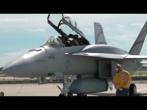 F/A-18E/F Advanced Super Hornet Flight Testing