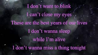 lyrics blink cascada