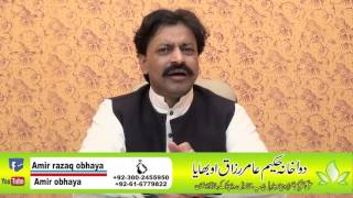 Qabaz ka Desi elaj by Hakeem Amir Razaq Obhaya