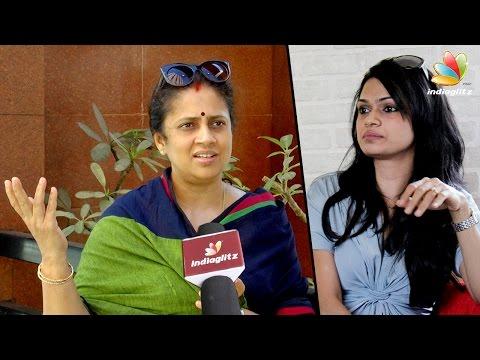 Lakshmi Ramakrishnan talks about Adjustments in Tamil Cinema Industry | Suchi Leaks