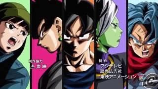 Abertura Dragon Ball Super em Português (PT-BR) Saga Black Goku - Cover