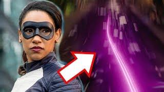 Why does Iris have Purple Lightning? Run, Iris, Run! - The Flash 4x16 Trailer Breakdown!