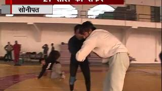 Kripa Shankar Wrestling News A2Z News Channel 2010