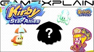 Kirby+Star+Allies+-+2nd+Dream+Friends+Update+Coming+Soon+%26+New+Friend+Teased